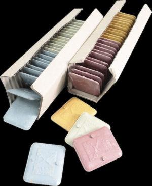 Gesso colorato