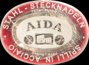 Spilli Aida in acciaio