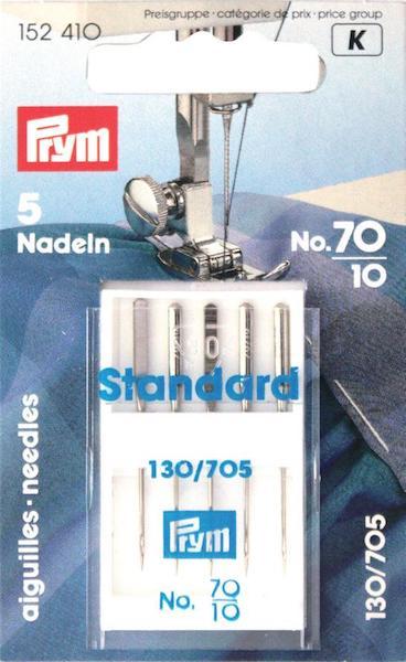 Aghi Prym Standard testa piatta.