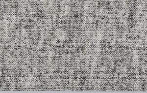 Sbieco in maglina grigio 25mm. Composizione 95% viscosa 5% elastan
