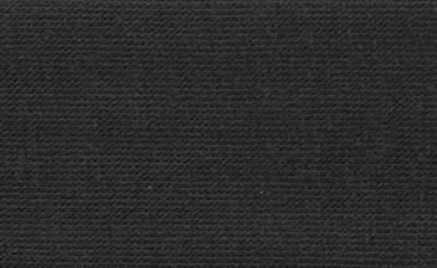 Sbieco in maglina nero 25mm. Composizione 95% viscosa 5% elastan